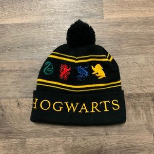 Harry Potter puff beanie
